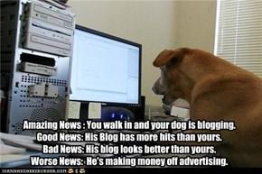 Dog Blog?