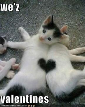 we'z  valentines