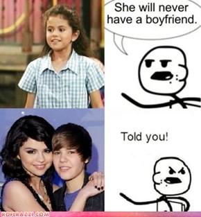 Selena Gomez? She'll Never Have A Boyfriend!