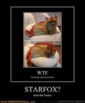STARFOX?