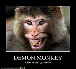 DEMON MONKEY