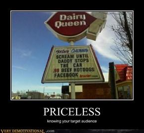 Classic: PRICELESS