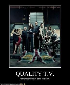 QUALITY T.V.