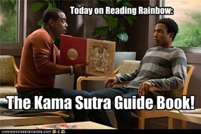 Reading Rainbow - The Teenage Edition