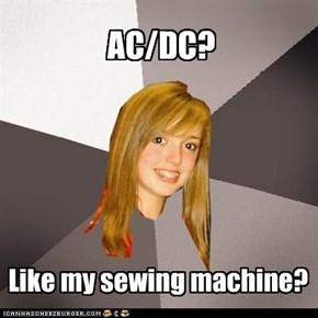 AC/DC?