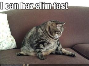I can haz slim fast