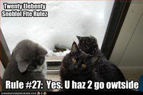 Team Greencliff's Snoblol Fite Twenty elebenty Rulez