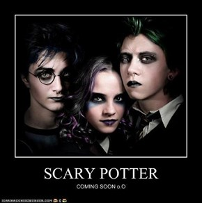 SCARY POTTER