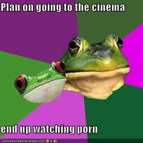 Plan on going to the cinema