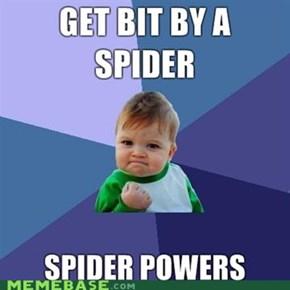 Spiderkid?