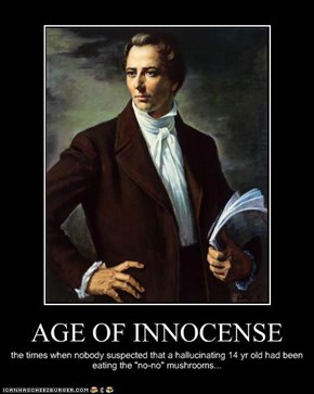 AGE OF INNOCENSE