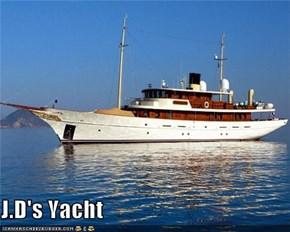 J.D's Yacht