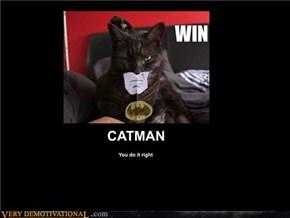 New Batman feature