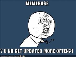 User, Y U No Happy with 20-25 posts per day?