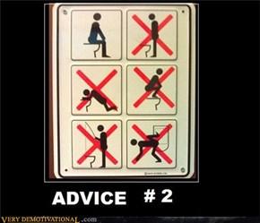 advice #2