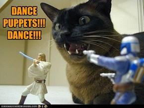 DANCE PUPPETS!!! DANCE!!!