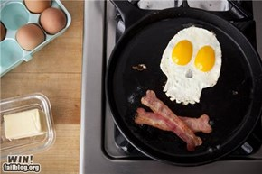 Delicious Bacon: Death By Breakfast