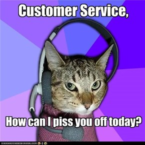 Customer Service,