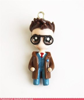 Tenth Doctor Pendant