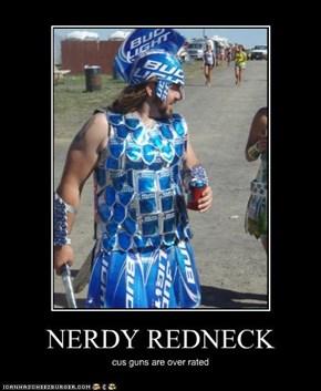 NERDY REDNECK