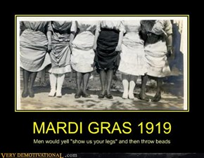 MARDI GRAS 1919