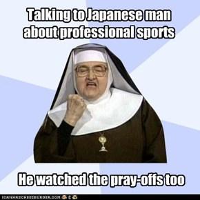 Success Nun: The Big Game?