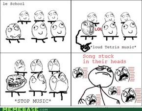 School Trolling