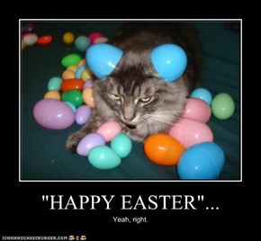 """HAPPY EASTER""..."