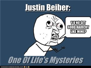 Life's Mysteries About Justin Beiber