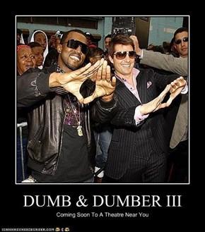 DUMB & DUMBER III
