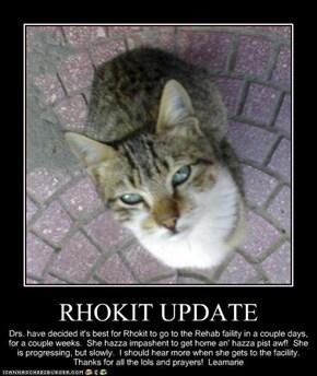 RHOKIT UPDATE