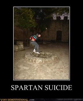 SPARTAN SUICIDE