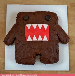 Epicute: Domo Cake!!