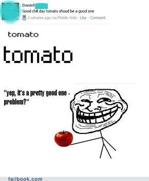 You Say Tomato, I say... Tomorrow?