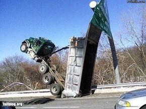 Epi truck Fail