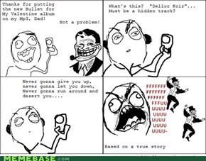 Troll Dad: Dellor Kcir