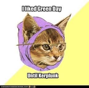 I liked Green Day