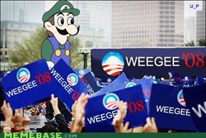 Weegee for president!