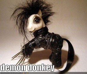 demon donkey