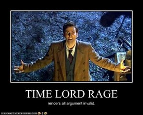 TIME LORD RAGE