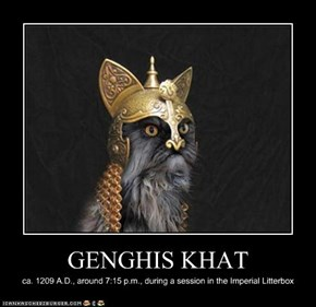 GENGHIS KHAT