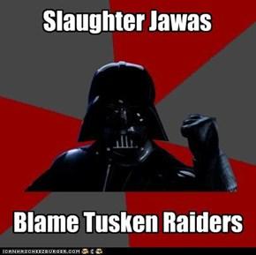 Slaughter Jawas