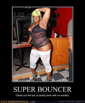 SUPER BOUNCER