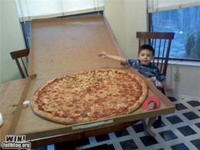 Pizza Size WIN