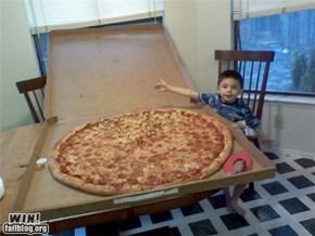 Pizza Size WIN