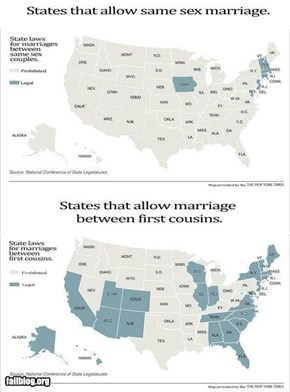 Marriage Laws FAIL