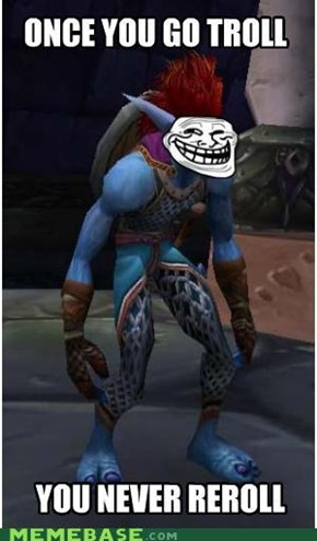 A bit of WoW humor.