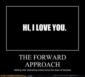 THE FORWARD APPROACH