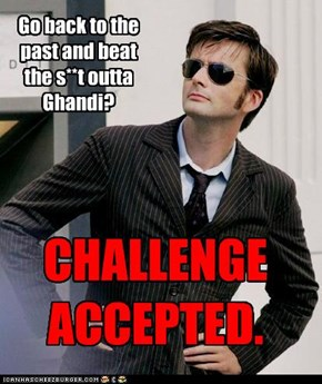 the doctor's challenge
