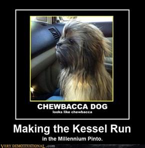 MAKING THE KESSEL RUN